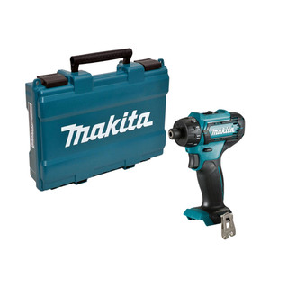 Makita DF033DZE 12v Max CXT Hex Drill Driver (Body Only + Case)