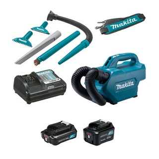 Makita CL121D 12v Max CXT Vacuum Cleaner (All Versions)