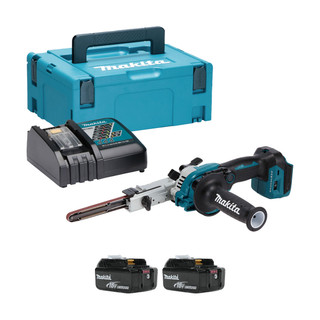 Makita DBS180 18v Brushless Belt Sander (All Versions)