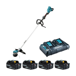 Makita DUR368L Twin 18v Brushless Line Trimmer (All Versions)