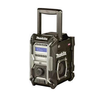 Makita MR003GZ01 40v Max XGT Job Site Radio (DAB/DAB+)
