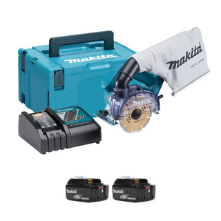 Makita DCC500 18v Brushless 125mm Disc Cutter (All Versions)