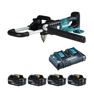 Makita DDG460P Twin 18v Brushless Earth Auger (All Versions)