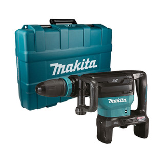 Makita HM002GZ03 Twin 40v Max XGT Brushless Rotary Demolition Hammer (Body Only + Case)
