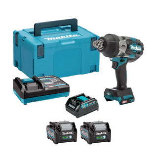 Makita TW001G 40v Max XGT Brushless Impact Wrench (All Versions)