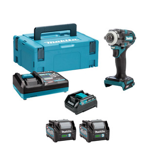 Makita TW004G 40v Max XGT Brushless Impact Wrench (All Versions)