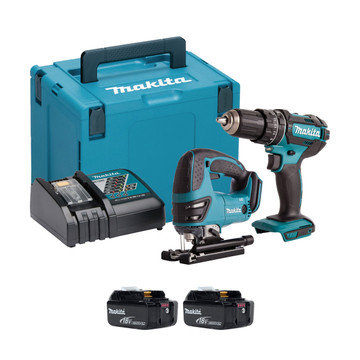 Makita DLX2134J 18v LXT 2 Piece Kit (All Versions)