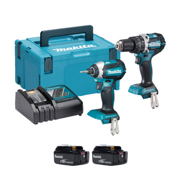 Makita DLX2180J 18v Brushless 2 Piece Kit (All Versions)