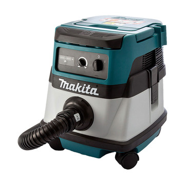 Makita DVC861LZ-2 Twin 18v L Class Dust Extractor (240v)