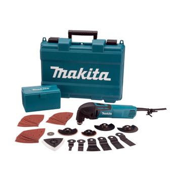 Makita TM3000CX3 Multi-Tool + 42 Accessories (240v)