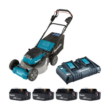 Makita DLM462P Twin 18v Brushless Lawn Mower (All Versions)
