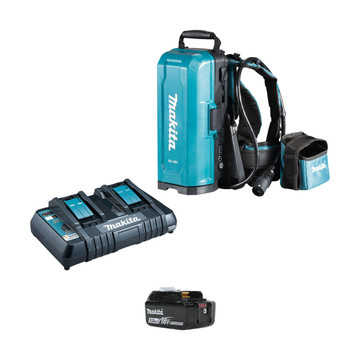 Makita 191A59-5PT-1 18v LXT Portable Power Supply PDC01 (1x5Ah)