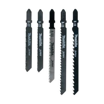 Makita A-86898 Jigsaw Blades (5 pack)