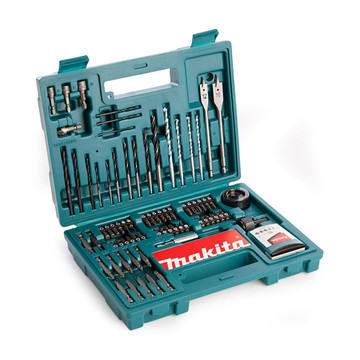 Makita B-53811 Drill & Screwdriver Bit Set (100 piece)