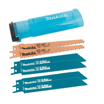 Makita D-53051 Assorted Reciprocating Saw Blade Set (6 pack)