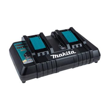 Makita DC18RD/1 Twin Rapid 14.4v/18v Li-Ion Battery Charger (110v)