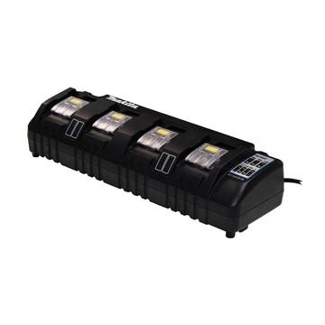 Makita DC18SF 4-Port 14.4v/18v Li-Ion Battery Charger