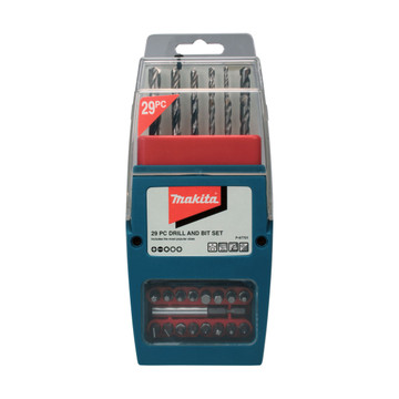 Makita P-67701 Drill & Driver Set (29 piece)