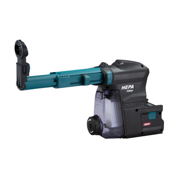 Makita DX14 XGT Dust Extraction Attachment (191E54-9)