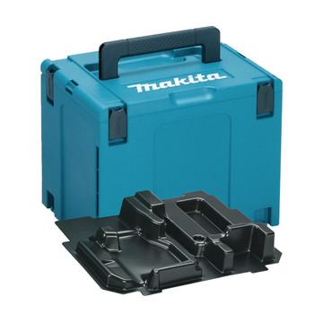 MakPac 4 Carry Case & 835E32-6 Inlay (DLX3116)