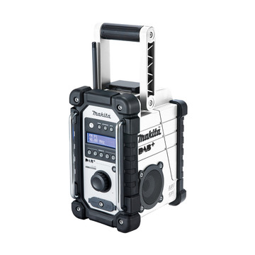 Makita DMR110W DAB+ Job Site Radio