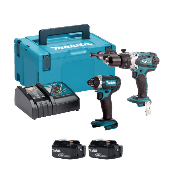 Makita DLX2145J 18v 2 Piece Kit (All Versions)