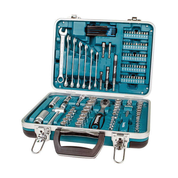 Makita P-90635 Maintenance Tools Set (118 piece)