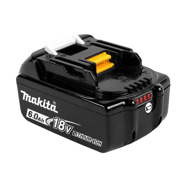 Makita BL1860B 18v 6Ah Li-Ion Battery (197422-4)