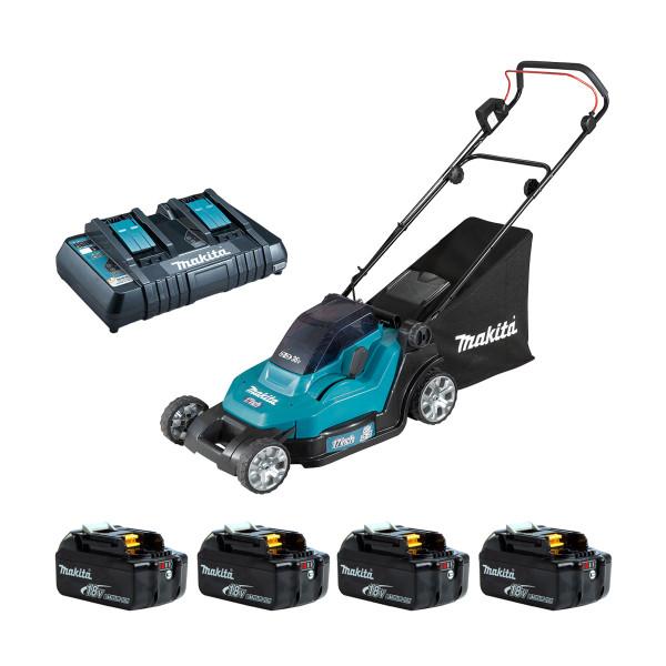 Makita DLM432 Twin 18v LXT Lawn Mower (All Versions)