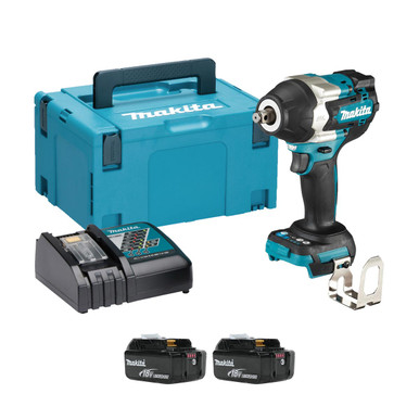 Makita DTW700 18v Brushless Impact Wrench (All Versions)