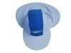 BABY LEGIONNAIRE CAP BLUE