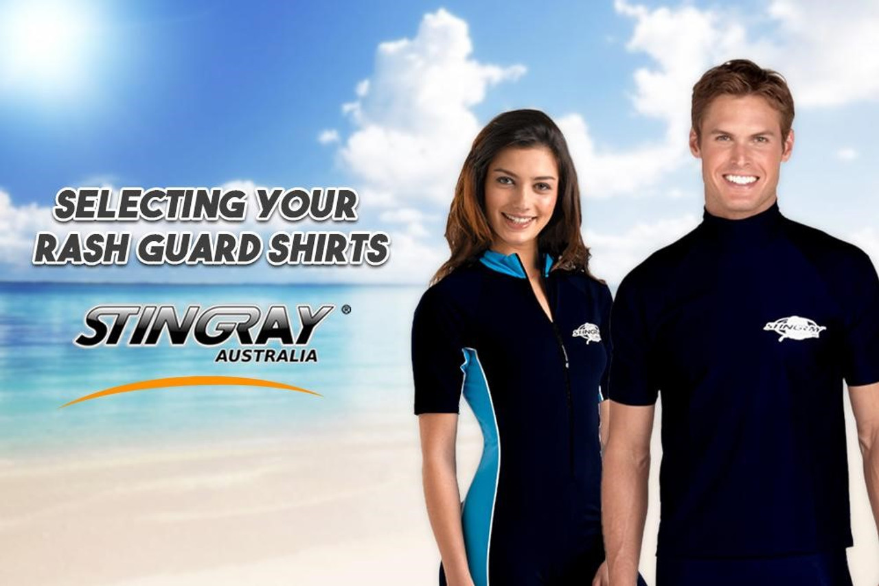 6ae5213b9f6 Selecting the Best Rash Guard Shirt for the Sunny Weather - Stingray ...