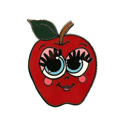 APPLE - Enamel Pin (BUY 2 GET 1 FREE)