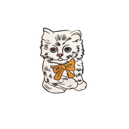 KITTY - Enamel Pin (BUY 2 GET 1 FREE)