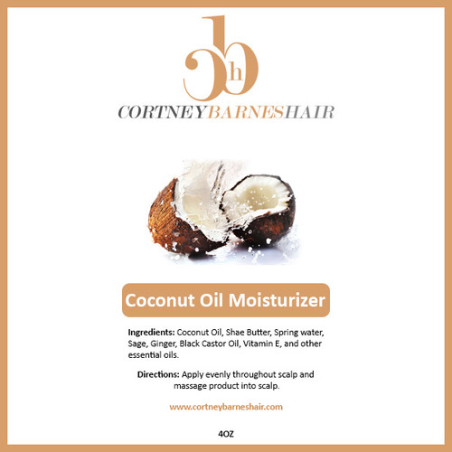 Our unique blend of coconut oil, argan oil and other essential oils is sure to provide your hair with the moisture it needs. Providing it with a natural shine.