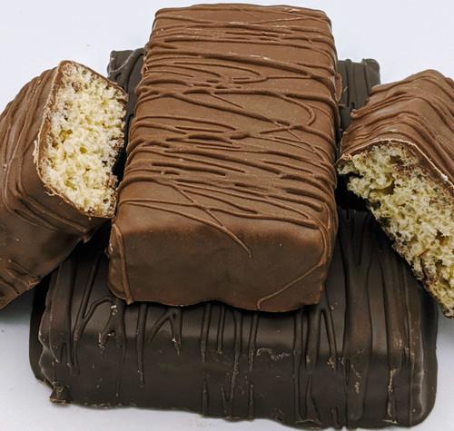 Chocolate Rice Krispie Treat