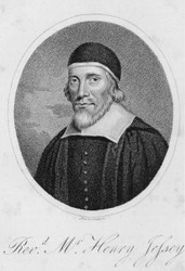 Henry Jessey (1601-1663) is the 5th subject in British Particular Baptists, volume 1, Revised