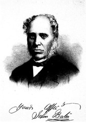 John Bates (1805-1875) by J. R. C. Perkin is the 8th chapter in our newly released book: A Noble Company, Volume 12, The Canadians.
