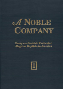 A Noble Company - Volume 1 book cover