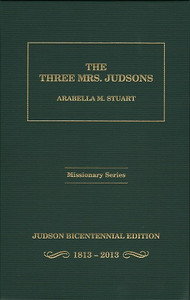 The Three Mrs. Judsons book cover