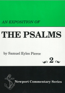 Psalms V2 dust jacket front