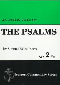 Psalms V2 dust jacket front