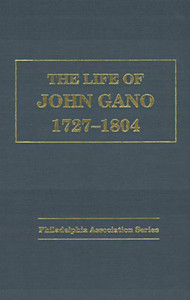 Cover of Gano book