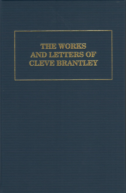 Works and Letters of Cleve Brantley
