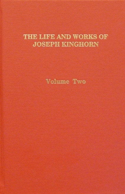 Joseph Kinghorn - Volume 2 book cover