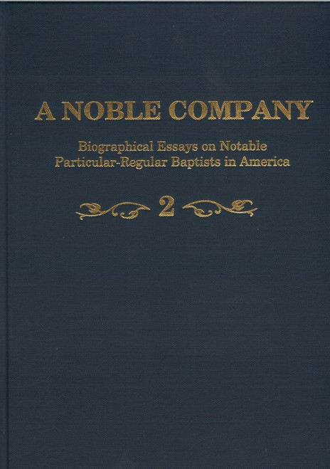 A Noble Company Volume 2 book cover