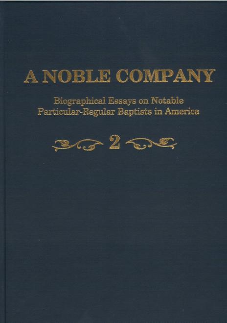 A Noble Company Volume 2 book cover
