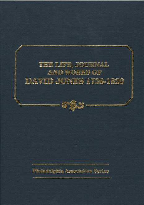 David Jones book cover
