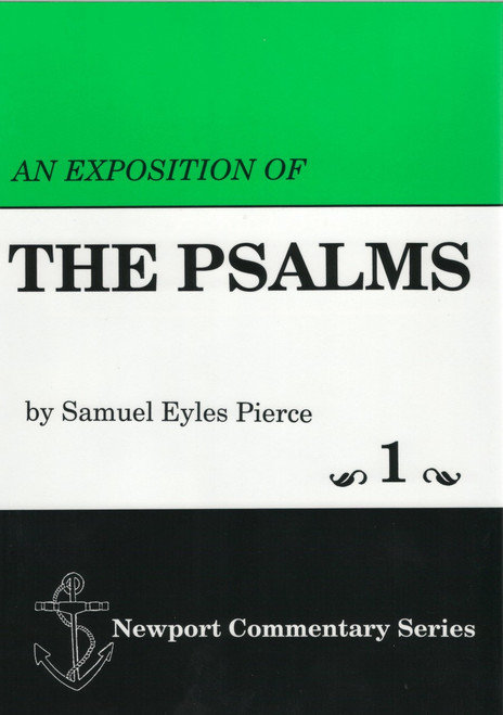 Psalms 1 dust jacket front