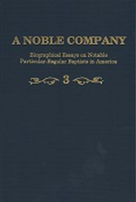 A Noble Company, Volume 3 book cover